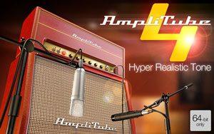 Amplitube 4 Hyper Realistic Tone