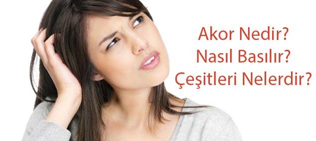 Photo of Akor Nedir? Nasıl Basılır?
