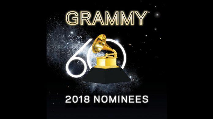 2018 Grammy Ödülleri Aday Listesi Açıklandı