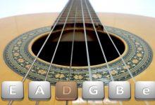 Gitar akort etme