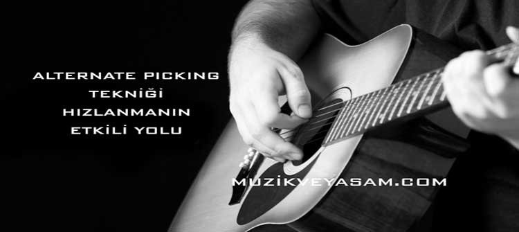 Photo of 7 Alternate Picking Egzersizi