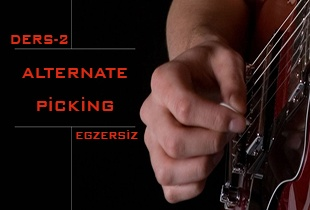 Alternate Picking Egzersizi 2