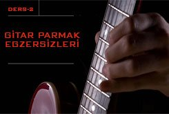 Photo of Gitar Parmak Egzersizi