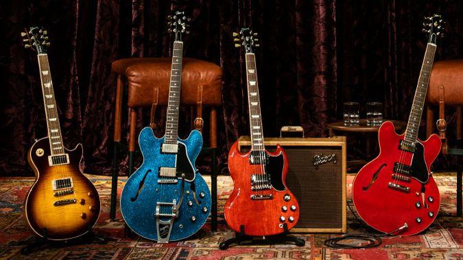 Gibson 2019 Yılı Gitarlarını Tanıttı 1