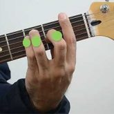 F Akoru Gitarda Nasıl Çalınır? (Fa Majör) 1