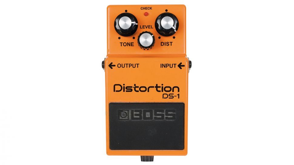 Photo of Boss DS-1 Dünyanın En Çok Satan Distortion Pedalı
