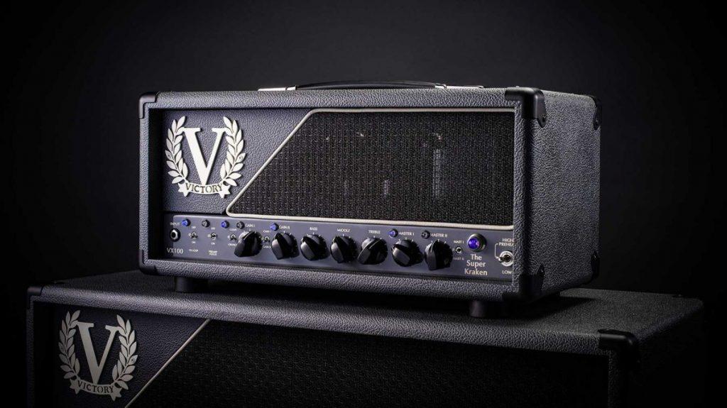 Victory Amplifikatör Yeni Kraken Modelini Yayınladı