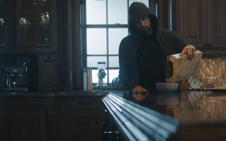 "Photo of Eminem ""Good Guy"" Klibi Yayinlandı"