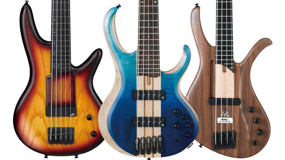 İbanez 2019 Model 19 Yeni Bass Gitarını Tanıttı 1