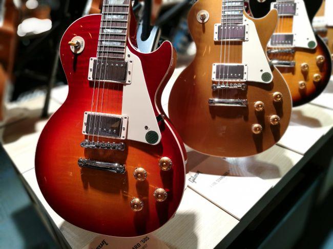 Gibson Gitar 2019 Modellerini Tanıttı 34