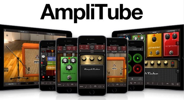 Iphone-Ipad Amplitube