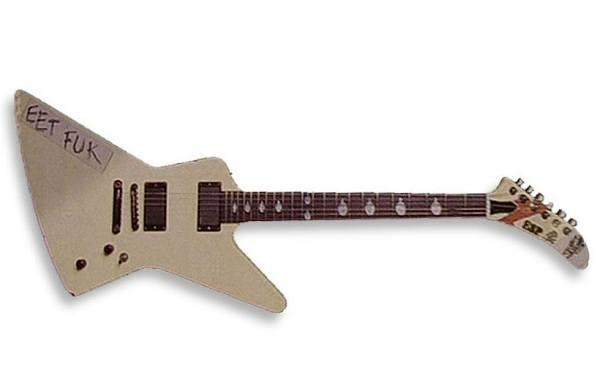 Metallica Gitar Ayarları