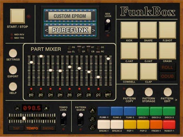 Funbox Drums Müzik Programı