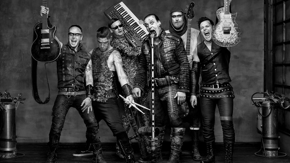 Rammstein Son Klip Çalışmalarının Fotoğraflarını Paylaştı