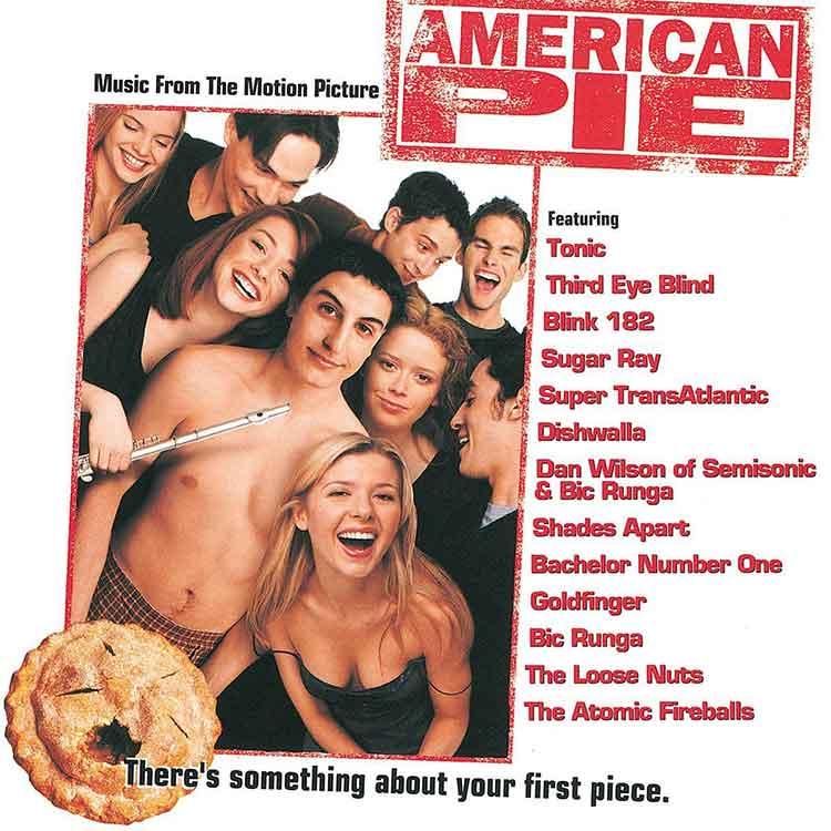 Amerikan Pastası film muzigi