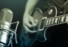 elektro gitar kayıt