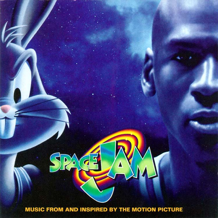 Space Jam film muzigi