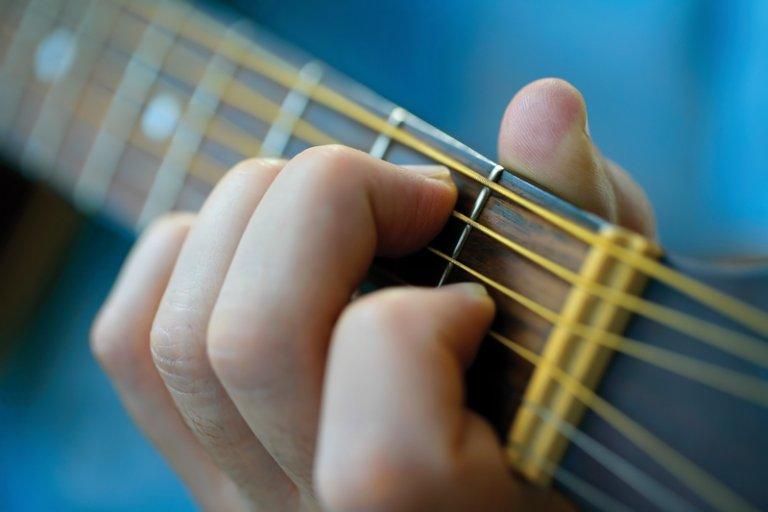 sus gitar akorları