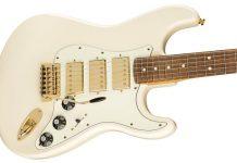 Fender 3 Humbucker'lı Strat Gitar Duyurdu 4