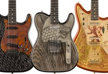 Game Of Thrones Fender