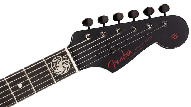 Game of Thrones House Targaryen, Stratocaster