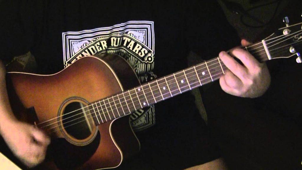 Akustik Gitar Nasıl Tutulur?