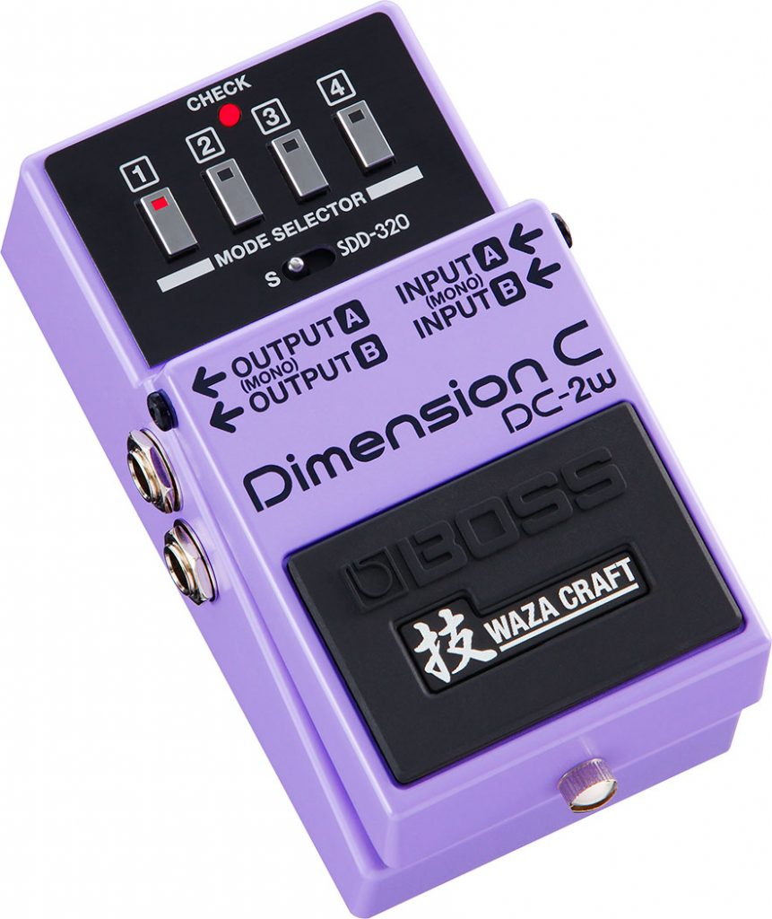Photo of Boss DC-2W Dimension C İnceleme