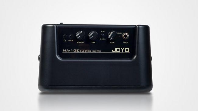 Joyo, Elektro, Akustik ve Bas Gitar İçin Çift Kanallı MA-10 Portatif Amfi Çıkardı 3
