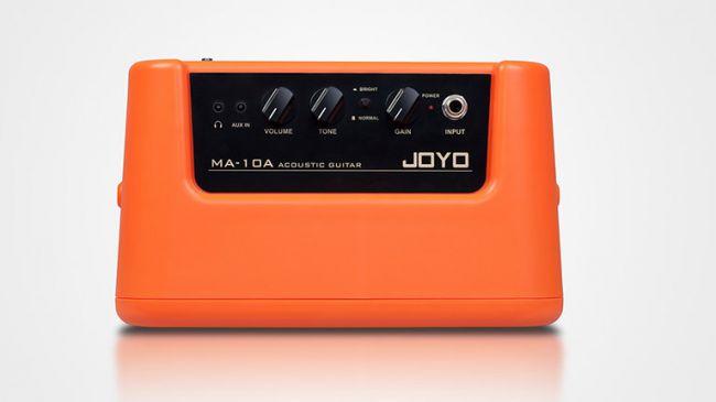 Joyo, Elektro, Akustik ve Bas Gitar İçin Çift Kanallı MA-10 Portatif Amfi Çıkardı 7