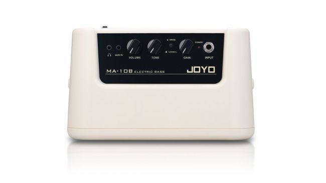 Joyo, Elektro, Akustik ve Bas Gitar İçin Çift Kanallı MA-10 Portatif Amfi Çıkardı 5