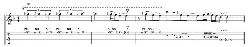 Carlos Santana Gibi Gitar Çalmak İçin 5 Egzersiz 5