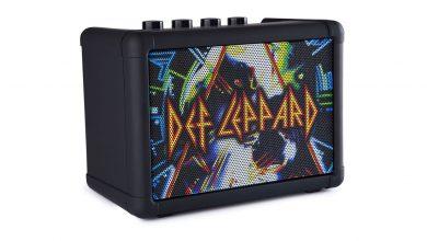 Blackstar Def Leppard İmzalı 3 Watt Bluetooth Mini Amfi Duyurdu 5