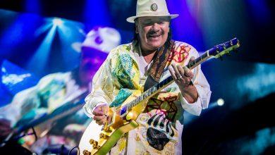 Carlos Santana Gitar Egzersiz
