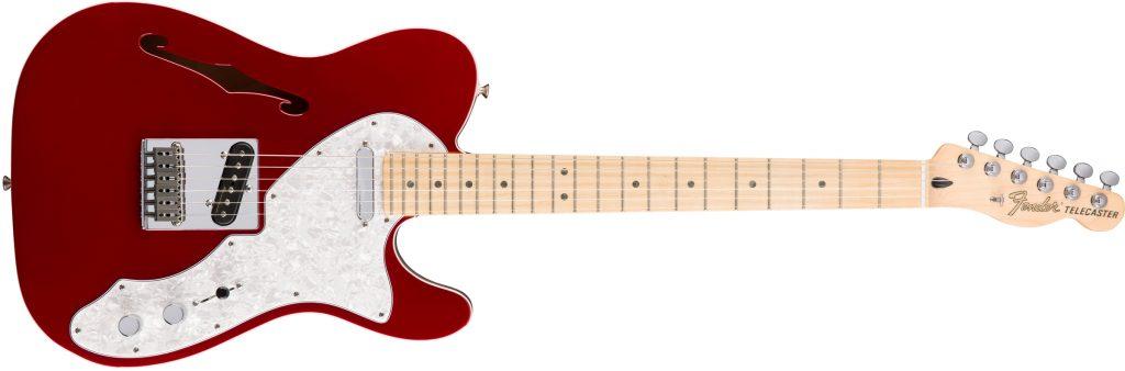 2019'un En İyi Fender Telecaster Gitar Modelleri 2