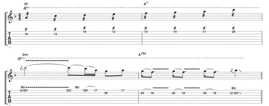 Carlos Santana Gibi Gitar Çalmak İçin 5 Egzersiz 7