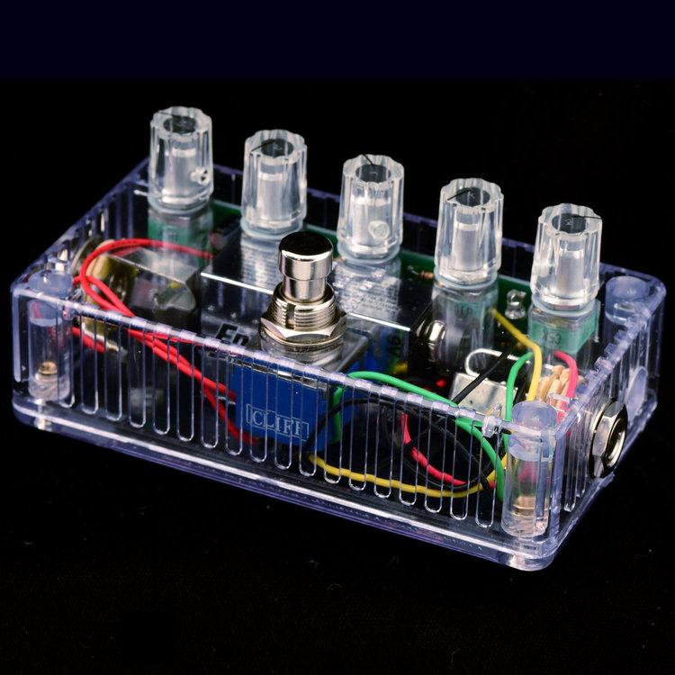 z.vex-fuzz-pedal