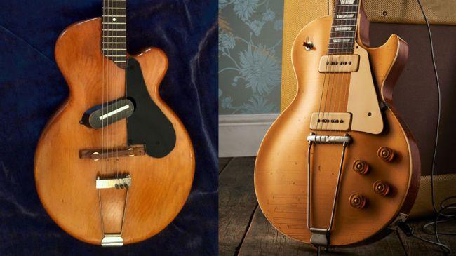 Gibson Les Paul Tasarımı Çalıntı mı? 1
