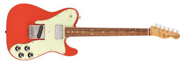 Fender Vintera Serisi 21 Yeni Elektro ve Bas Gitarını Tanıttı 20