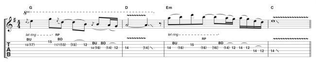Slash'ten Öğreneceğiniz 5 Gitar Tekniği 8