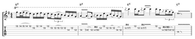 Slash'ten Öğreneceğiniz 5 Gitar Tekniği 10
