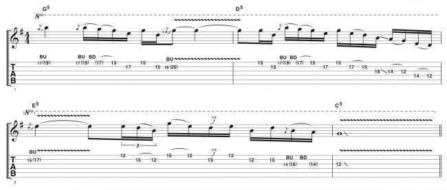 Slash'ten Öğreneceğiniz 5 Gitar Tekniği 12