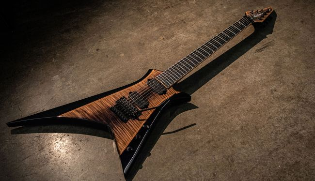 Jackson Custom Shop Limited Edition Signature Chris Broderick CB2 Diabolic