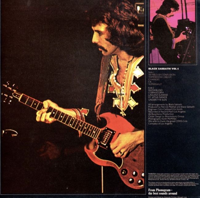 """Tony Iommi'nin """"Monkey"""" Gibson SG Special Gitarı Yeniden Tasarlandı 3"""