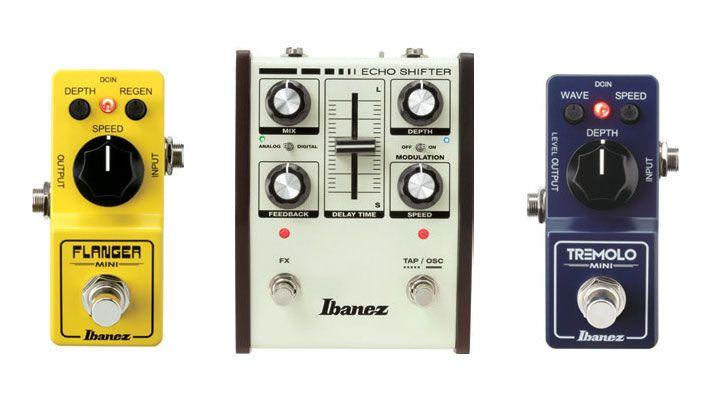 Ibanez 3 Yeni Gitar Efekt Pedalı Piyasaya Sundu 1