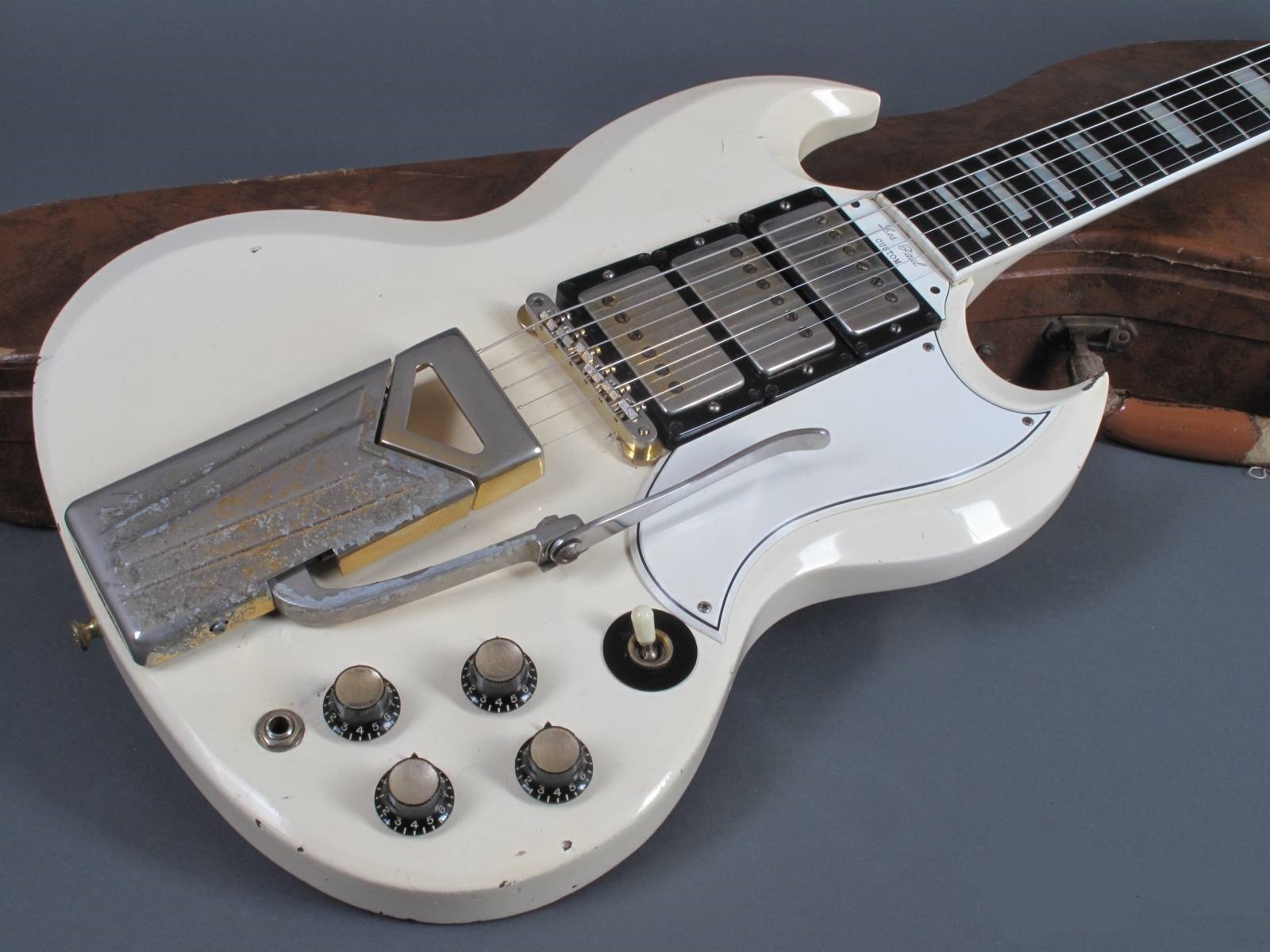 1961 Gibson Les Paul Custom
