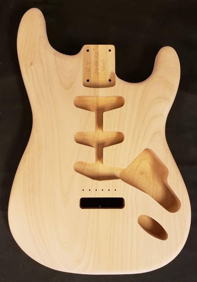gitar yapımında kullanılan ağaçlar